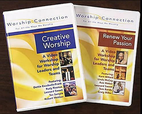 Worship Connection DVD Set 1