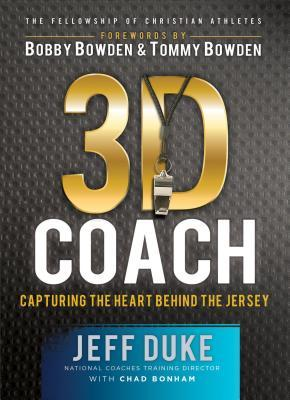 3D Coach: Capturing the Heart Behind the Jersey