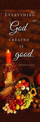Thanksgiving Bookmark - 1 Tim