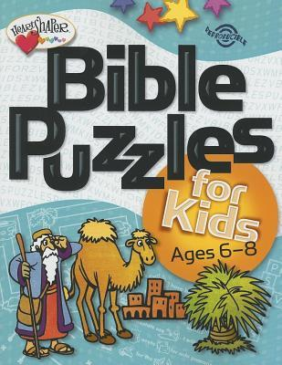 Bible Puzzles for Kids (Ages 6-8)