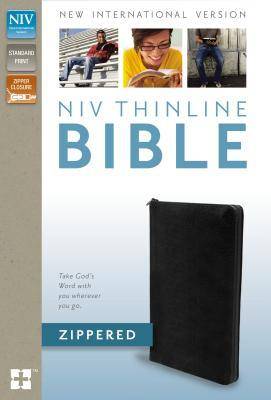 Thinline Bible-NIV-Zipper