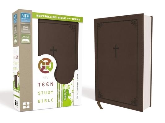 Teen Study Bible-NIV-Compact
