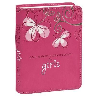 1 Min Devotions for Girls Lxu-