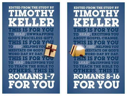 Romans for You Set: For Reading, for Feeding, for Leading