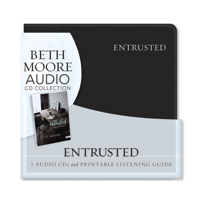 Entrusted - Audio CD Set: A Study of 2 Timothy