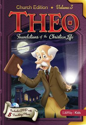 Theo Church Edition: Foundations of the Christian Life