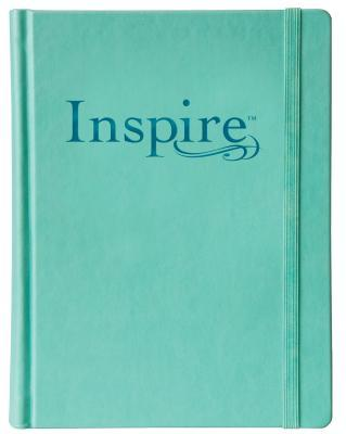 Inspire Bible-NLT-Elastic Band Closure