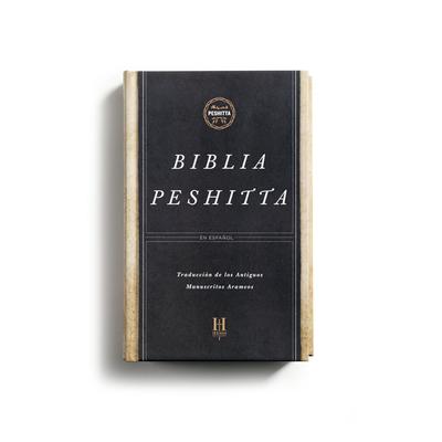 Biblia Peshitta, Tapa Dura