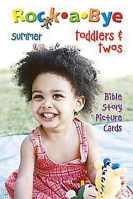 Rockabye Bible Story Picture Cards - Summer