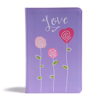 CSB Kids Bible, Love Leathertouch
