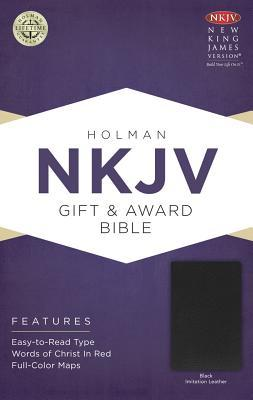 Gift & Award Bible-NKJV