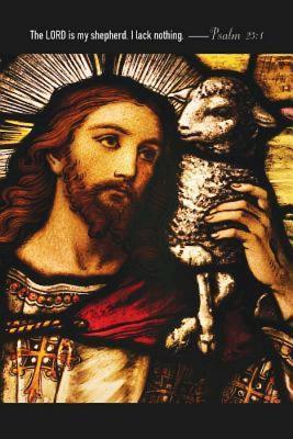 The Lord Is My Shepherd Scripture Bulletin (Pkg of 50)