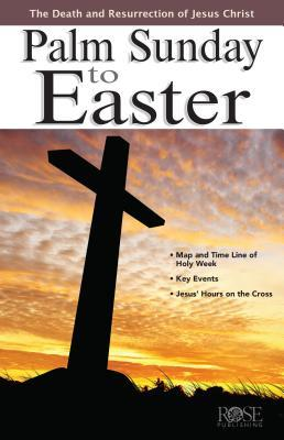 Palm Sunday to Easter Pamphlet