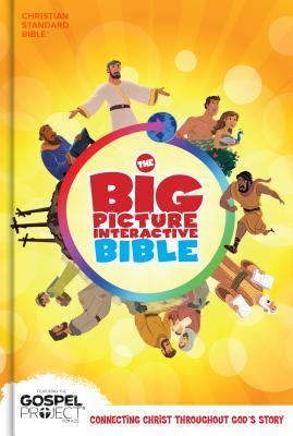 The CSB Big Picture Interactive Bible, Hardcover