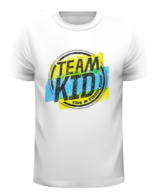 Teamkid T-Shirt Adult Medium