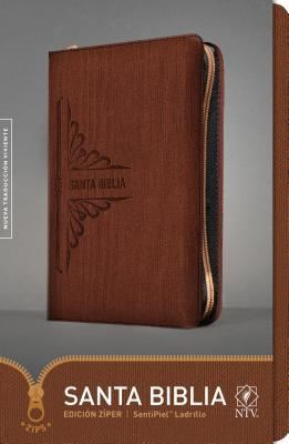 Santa Biblia Ntv, Edicion Ziper