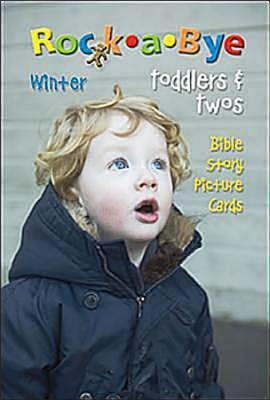 Rockabye Bible Story Picture Cards - Winter