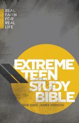 Extreme Teen Study Bible-NKJV