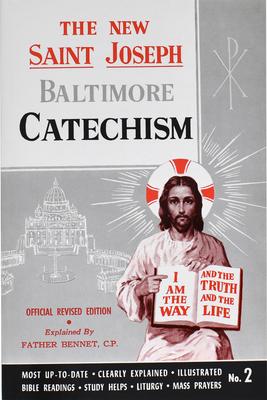 Saint Joseph Baltimore Catechism (No. 2)