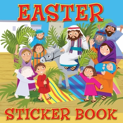 Easter Sticker Book