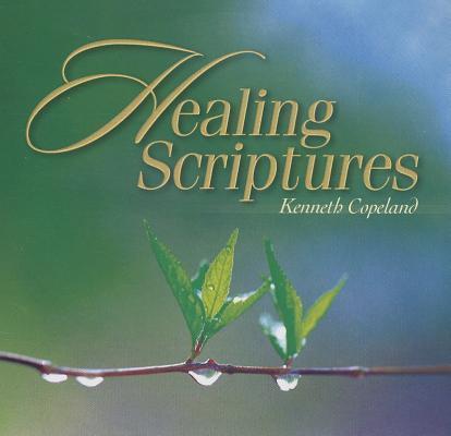 Healing Scriptures CD