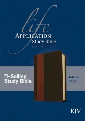 Life Application Study Bible-KJV-Personal Size