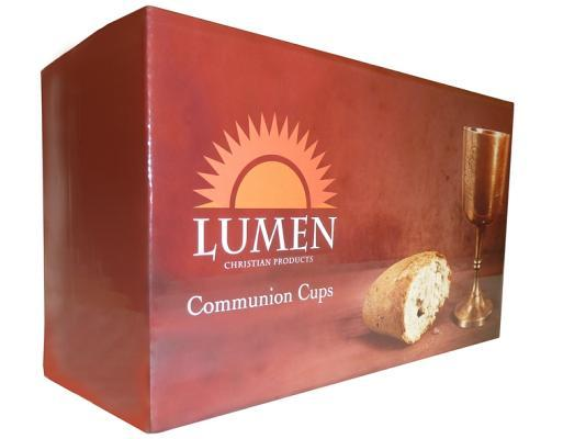 "Communion Cups 1 1/4"" (Box of 1000): Lumen by Abingdon Press"