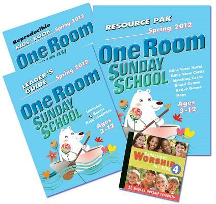One Room Sunday School Kit Spring 2012
