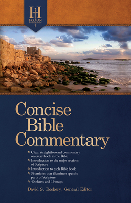 Holman Concise Bible Commentary