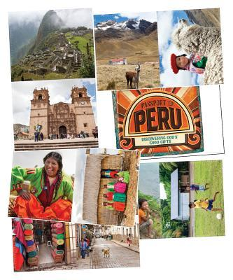 Passport to Peru Giant Decorating Poster Pack (Set of 6, Total of 11 Images)