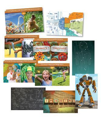 Imagination Station Poster Pack (Set of 10)