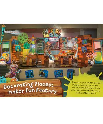 Decorating Places: Maker Fun Factory DVD