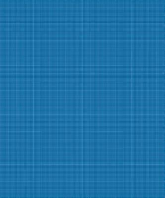 Blueprint Plastic Backdrop (4 Ft. X 30ft.)