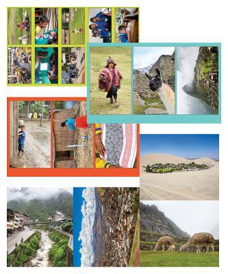 Experience Peru Decorating & Resource Poster Pack (Set of 5 Posters, 20 Images Total)