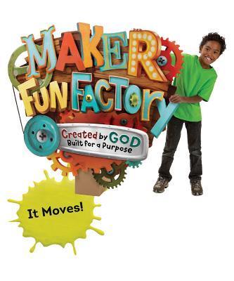Maker Fun Factory LOGO Display