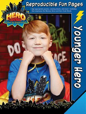 Vacation Bible School Vbs Hero Central Younger Hero Reproducible Fun Pages: Discover Your Strength in God!