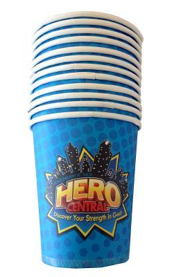 Vacation Bible School 2017 Vbs Hero Central Cups (Pkg of 12): Discover Your Strength in God!