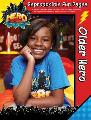 Vacation Bible School Vbs Hero Central Older Hero Reproducible Fun Pages: Discover Your Strength in God!