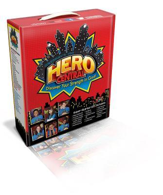 Hero Central Super Starter Kit: Discover Your Strength in God! Vacation Bible School 2017 VBS