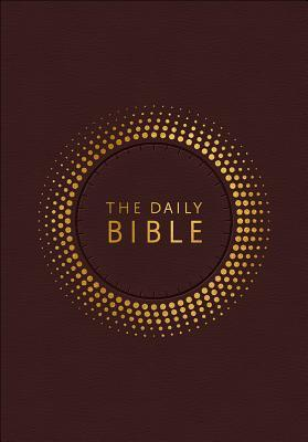 The Daily Bible(r) Imitation Leather (Niv)
