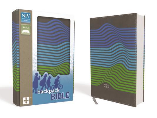 NIV Backpack Bible, Compact, Imitation Leather