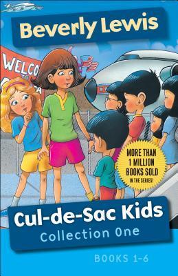 Cul-De-Sac Kids Collection One: Books 1-6