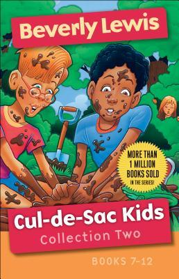 Cul-de-Sac Kids Collection Two: Books 7-12