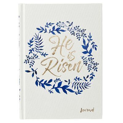 Journal Hardcover He Is Risen