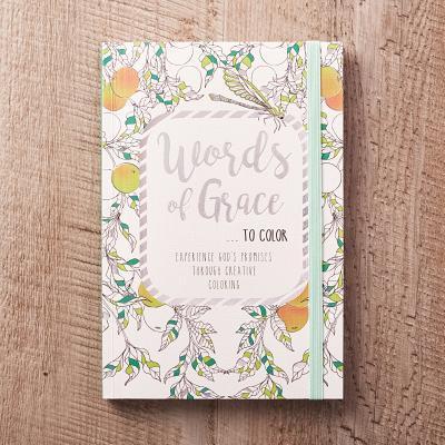 Color Bk Words of Grace