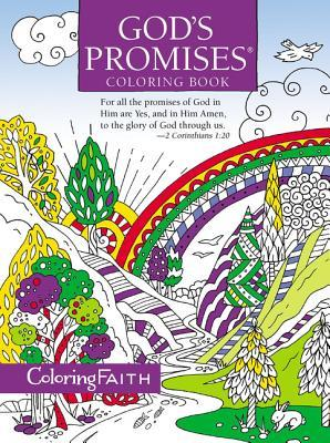 God's Promises Coloring Book