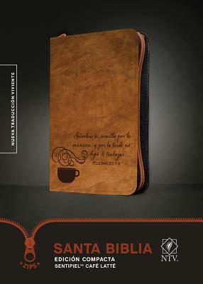 Santa Biblia Ntv, Edicion Compacta, Cafe Latte