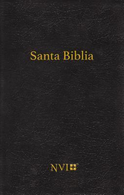 Santa Biblia Congregacional NVI - Tapa Dura Negra