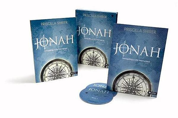 Jonah - Leader Kit: Navigating a Life Interrupted [With 2 DVDs]
