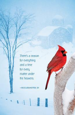 There's a Season Winter Bulletin (Pkg of 50)